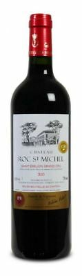 Chateau Roc St-Michel Saint-Emilion Grand Cru Merlot 2013 - Bordeaux, France
