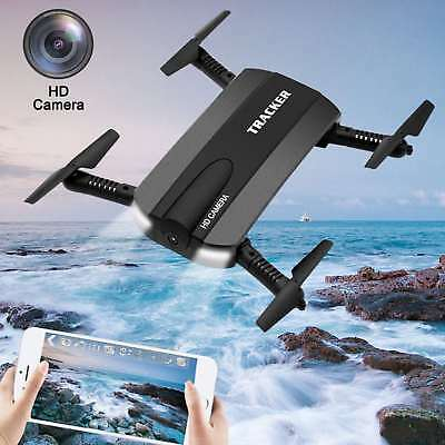 Foldable 6-Axis Hover Quadcopter Phone WIFI 720P FPV Control Camera Drone Hover