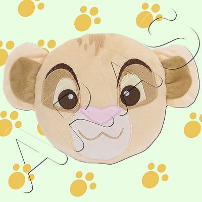 Lion King: Simba Nursery Pillow: Circle of Life by Disney Baby