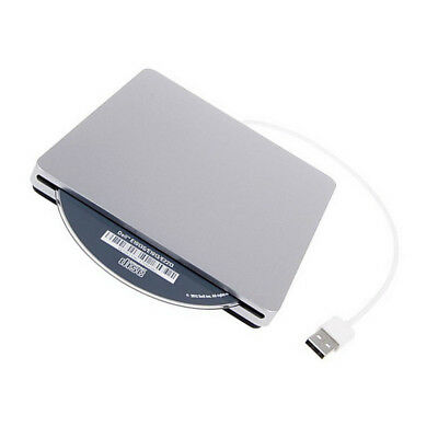 USB External Slot In DVD CD Drive Superdrive For Apple Macbook Air Pro Hot