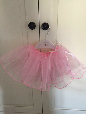 Handmade in UK baby organza tutu skirt choose your size and colour