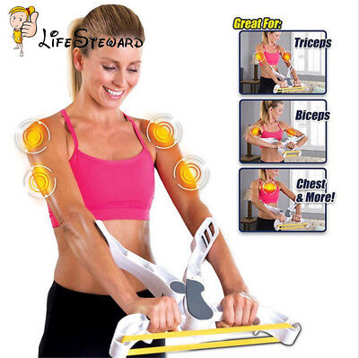 2017 New Useful Wonder Arms Upper Body Arm Workout Fitness Machine As Seen On TV