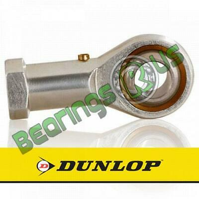 FB-M10 (PHS10) DUNLOP Right Hand Thread Female Steel Rod End 10mm Bore M10x1.5 T