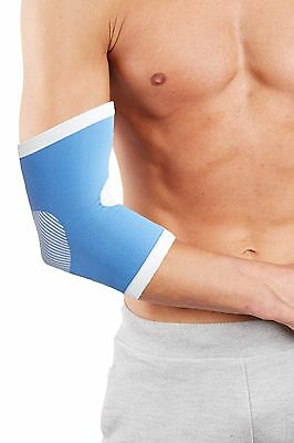 Actesso Compression Elbow Support Sleeve Brace Pain Sprains/Strains Tennis Sport