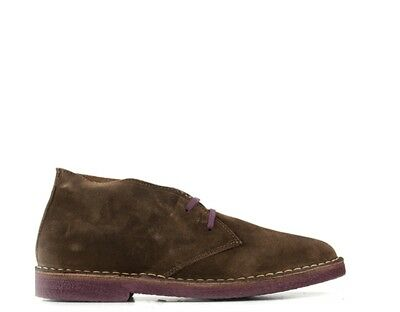 Scarpe WALLY WALKER Uomo T. MORO Pelle naturale 005-445S