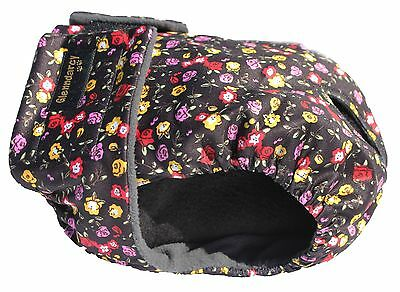 Glenndarcy Female Dog Season Nappy I Heat Pants Diaper I Floral