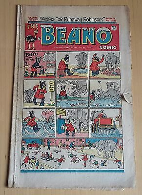 original comic Beano No 389 december 31st 1949