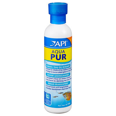 Rena API - Conditionneur d'Eau Aqua Pur Stress Coat - 237ml