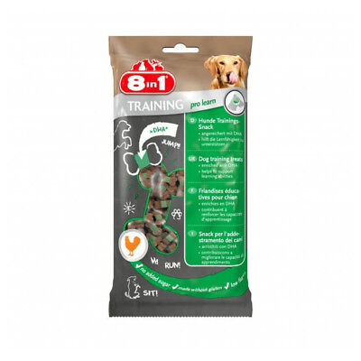 8in1 - Friandises Éducatives Training Pro Learn pour Chien - 100g