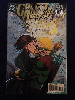 Green Arrow #99 DC Comics