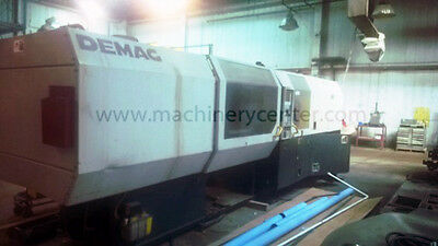 Demag Injection Molding Machine '96 330 Ton