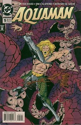 Aquaman 5 Of The 1994 Series American Comic By Dc
