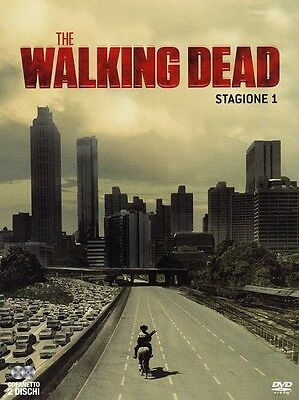 The Walking Dead - Stagione 1 - 2 Dvd - Cofanetto Nuovo, Italiano, Sigillato