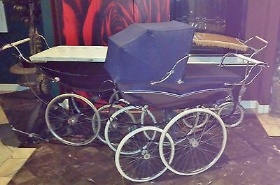 Vintage Prams from ENGLAND Heirloom Collection of Three