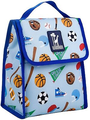 Olive Kids Game On Munch 'n Lunch Bag