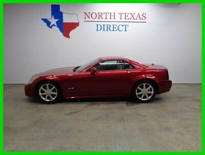 2005 Cadillac XLR GPS Navigation Leather Heated Seats Heads Up 2005 GPS Navigation Leather Heated Seats Heads Up Used 4.6L V8 32V Automatic