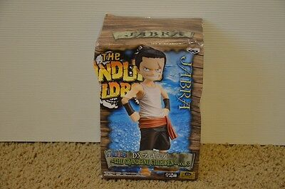 The Grandline Children Jabra One Piece Plastic Japanese Animation Figure Anime
