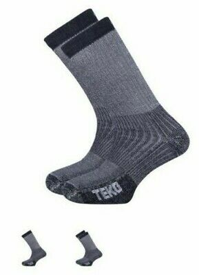 Teko Unisex MXC Midweight Hiking Socks