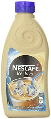 NESCAF? Iced Java Cappuccino Coffee Syrup 470ml Bottle