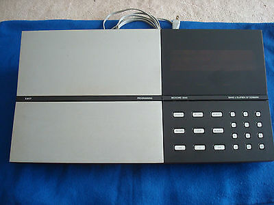 Bang & Olufsen Beocord 8000 Stereo Cassette Recorder/Player w/Original Manual