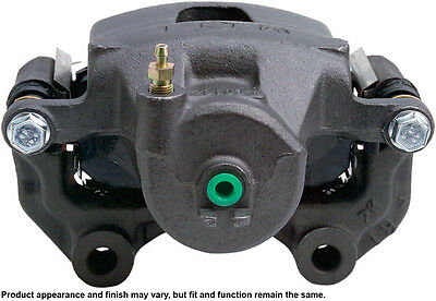 Wagner TQM25048 Loaded Caliper ThermoQuiet Front Left Reman