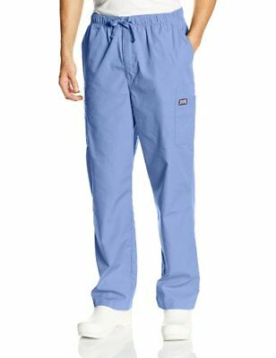 Cherokee Workwear Scrubs Men's Cargo Pant Ceil X-Large