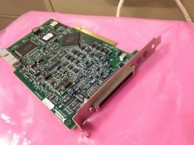 National Instruments NI PCI-MIO-16E-1 183455C-01 16 Channel DAQ PCI Card