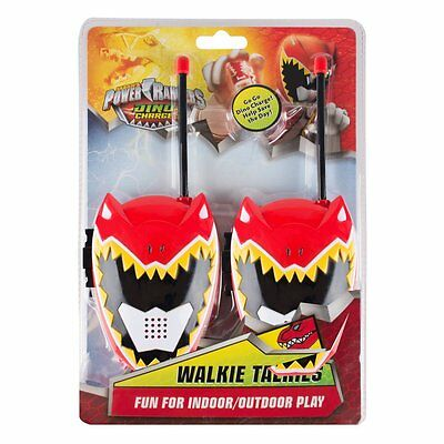 Power Rangers Walkie Talkie
