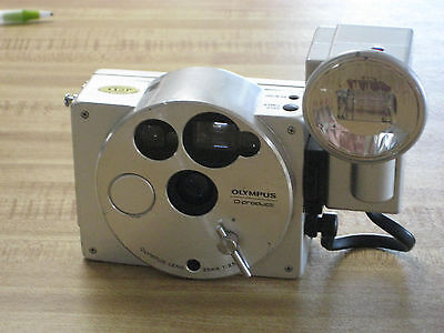 Olympus O-Product 35mm Point & Shoot Camera