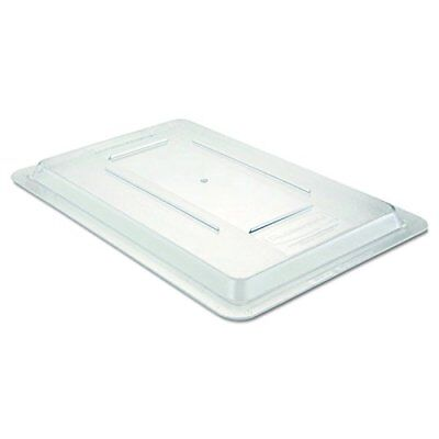 Rubbermaid Commercial Lid for Food/Tote Box (FG331000CLR)