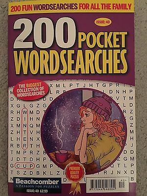 200 pocket wordsearches