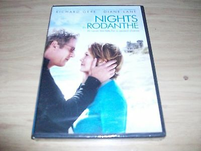 Romantic Drama Movie: Nights In Rodanthe!!! Brand New & Factory Sealed!!