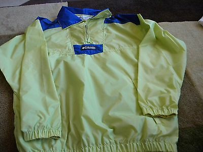 Boys Columbia Pull-over Lightweight JACKET-size 14/16 Youth
