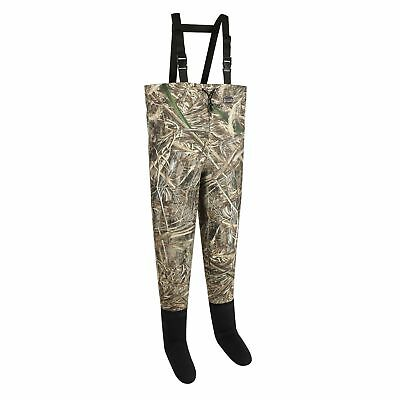 ALLEN CASES 11871  Vega 2-Ply Stockingfoot Camo Wader,SM