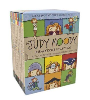 Judy Moody Uber Awesome Collection: 1-9 by Mcdonald Megan 9780763654115