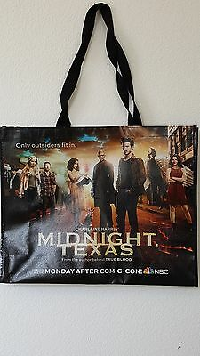 SDCC 2017 San Diego Comic-Con EXCLUSIVE Midnight Texas Tote