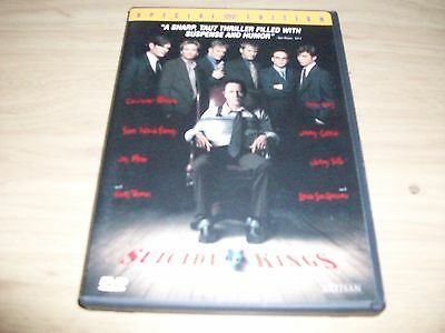 Thriller Movie: Suicide Kings! Used & In Excellent Condition! Christopher Walken