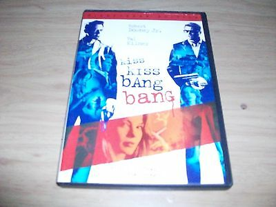 Action Movie: Kiss Kiss Bang Bang! Used & In Excellent Condition!