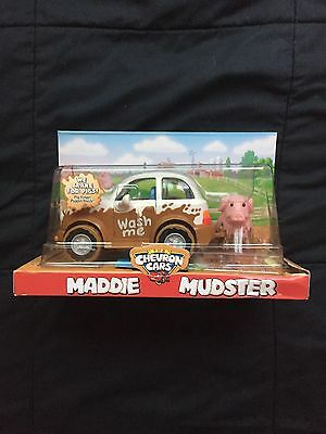 chevron cars MADDIE MUDSTER New in Box