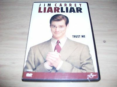 Comedy Movie: Liar Liar! Used & In Excellent Condition Jim Carrey!!
