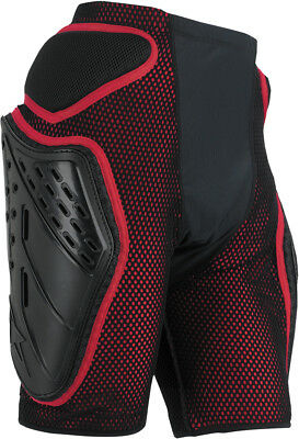 Alpinestars Freeride Shorts Black/Red X 650707-13-XL