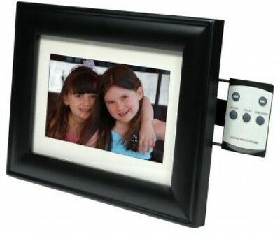 Smartparts SP70MW 7-Inch Digital Picture Wood Frame With OptiPix Software