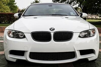 2011 BMW M3 Base Coupe 2-Door BMW M3- Perfect Condition! *Brand new Tires*
