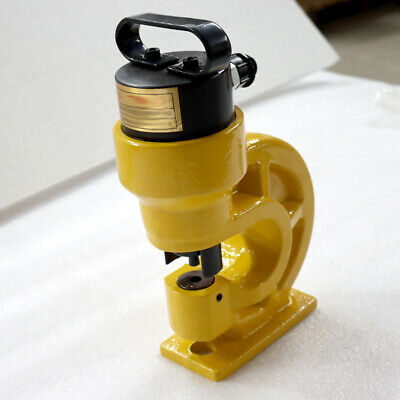 CH-60 Hydraulic Hole Punching Tool Metal Copper Hydraulic Puncher with Four Dies
