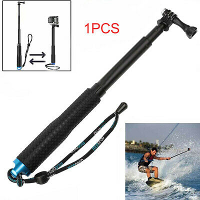 "36"" Waterproof Monopod Tripod Selfie Stick Pole Handheld All Gopro Hero Model US"