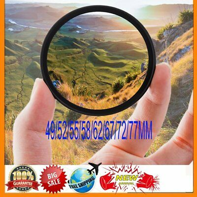 Premium Quality 49/52/55/58/62/67/72/77MM CPL Filter Canon Nikon Sony BS
