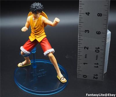 One Piece Super Styling Figure Marine Ford Monkey D Luffy Bandai Anime Japan