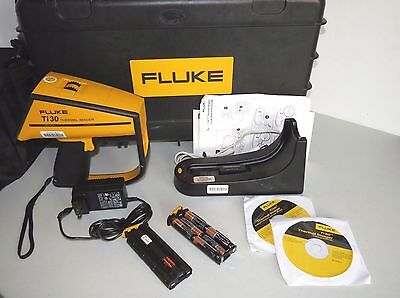 Fluke Ti30 Thermal Imager - DockingCharging Station, Laser & InsideIR Software