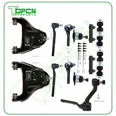 Brand New 13pc Complete Front Suspension Kit for Blazer and S10 - 4x4 ONLY