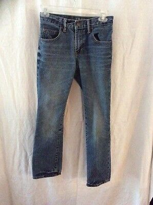 GAP Kids Jeans ~ Size 12 Regular ~ Straight ~ Waist Adjusters
